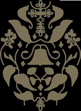 Bellepoint floral crest logo